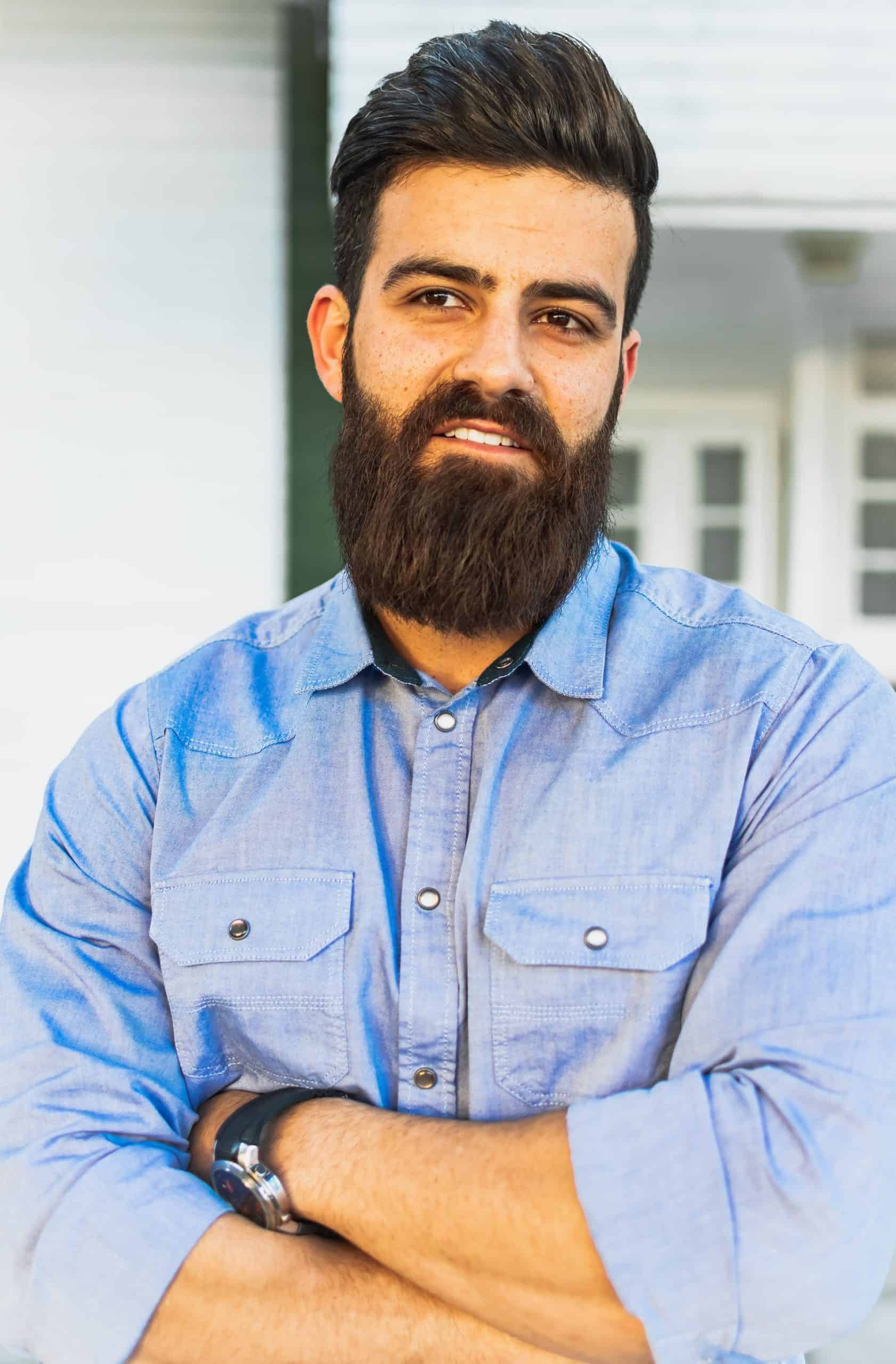 How to Find the Best Beard Trend Style